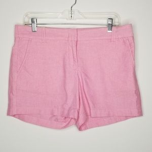 New J Crew size 8 City Fit Pink
